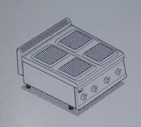 TECNOINOX70_PCS70E7钛克诺斯电炉
