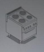 TECNOINOX70_PFR70E7/1钛克诺斯电炉