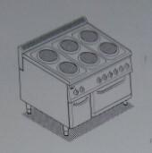 TECNOINOX70_PFR105E7钛克诺斯电炉