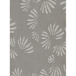 Chilewich Table Runner Grey/White Fan / Westin Hotel