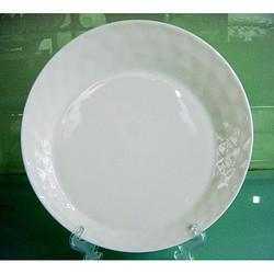 阳光谷餐盘-荧光瓷